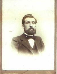 Hugo Cornelis Voorrips (ca 1880)