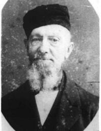 Cornelis Voorrips, bode van Schieland - ca. 1890