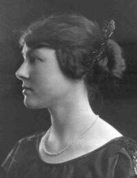 Cornelia Maria van Meurs - 1920