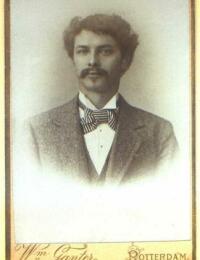 Dirk van Meurs (ca 1900)